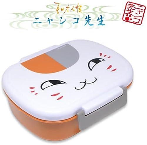 Entrega directa y rápida de fábrica Nyanko Nyanko Nyanko Sensei lunch box (face) (japan import)  barato en alta calidad