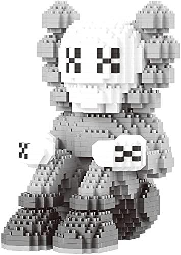 Mini Bloques De Construcción Kits De Construcción KA-WS 3D Puzzle Toys Figure De Acción Modelo De Colección Juguete,C