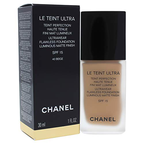Chanel Maquillaje Le teint Ultra 40