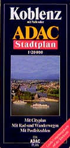 ADAc StadtPlan Koblenz, GPS-genau (ADAC Stadtpläne)