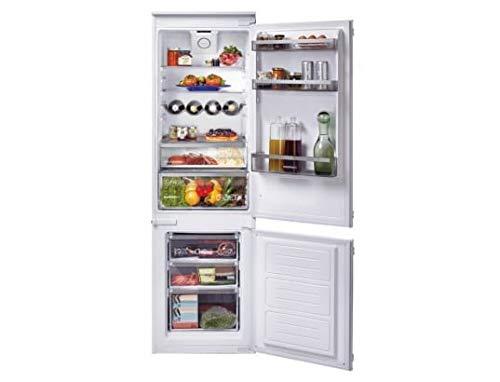 puissant Réfrigérateur encastrable Rosieres RBBS100 – Réfrigérateur encastrable avec congélateur – 250 litres -…