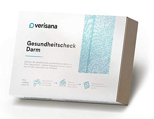 Gesundheitscheck Darm PLUS – Stuhltest für Leaky Gut/Durchlässiger Darm, Candida, Darmbakterien & Darmflora Status, Helicobacter-pylori, Alpha-1-Antitrypsin, Darmentzündungen – inkl. Laborbericht