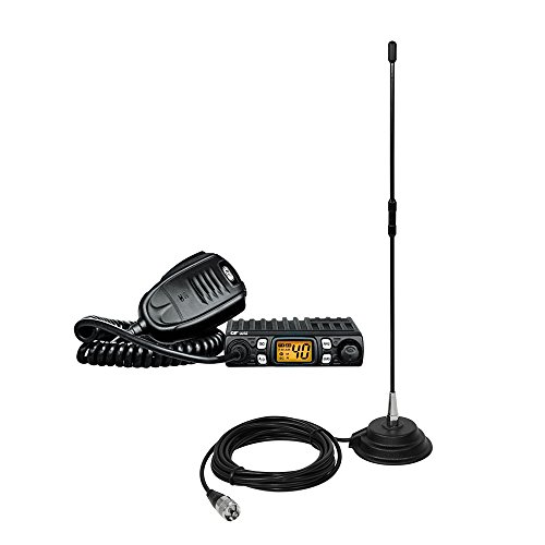 PNI PNI-PACK29 Radio CB CRT One + Antenne Extra 40