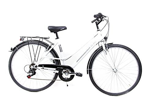 28 Zoll Fahrrad City Bike Damen Shimano...