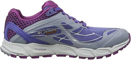Columbia Damen Caldorado Iii Traillaufschuhe, Eve, Kupfer Violett, 37.5 EU