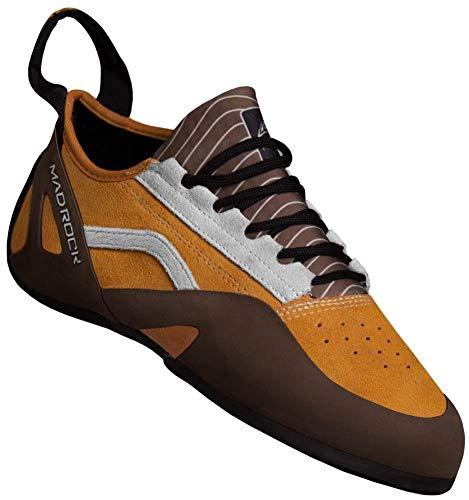 Mad Rock Phoenix Kletterschuhe Mustard Schuhgröße US 10 | EU 43 2020 Boulderschuhe