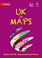 Collins Primary Atlases - UK in Maps