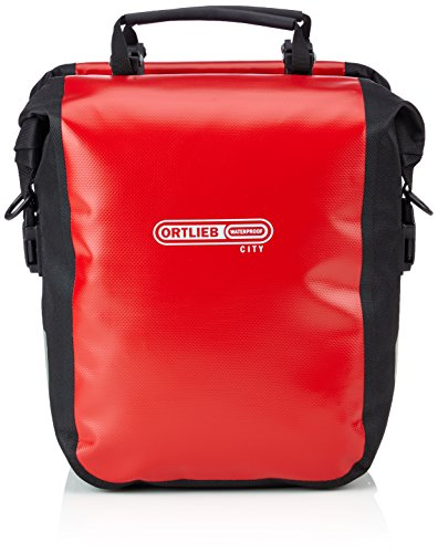 Read About Ortlieb Sport Roller City Red Saddle Bags 2016