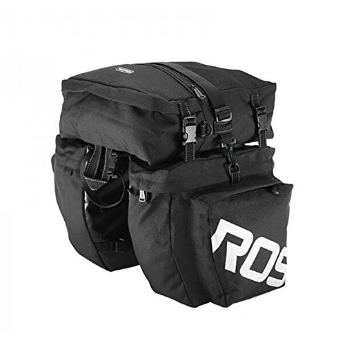Great Price! Bicycle Accessories Long-distance Riding Three-in-one Waterproof Bag Mountain Bike Came...