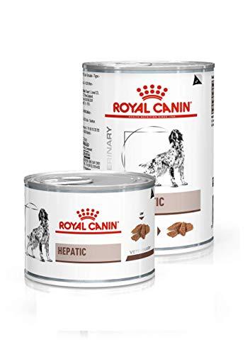 Royal Canin Hepatic Hund 12 x 420 g Dosenfutter für Hunde