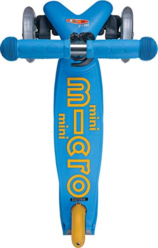 Micro Mini Deluxe Ocean Blue Kinderscooter (Ocean Blue)