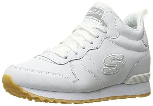 Skechers Calzado Deportivo Mujer Retros-OG 85-GOLDN GURL para Mujer Blanco 38 EU