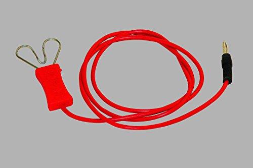 Horizont Câble de connexion pour clôture avec cœur et bouchon