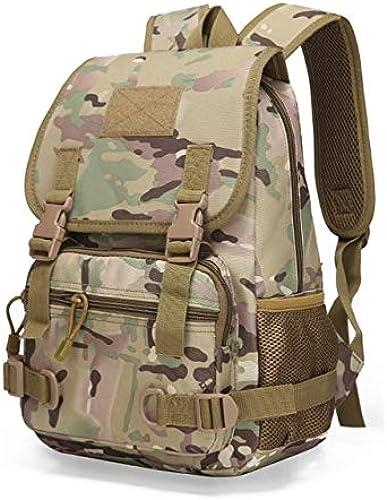 QWKZH Sacs à Dos de plein air Sport Military Tactical sac à dos Climbing Mountaineebague sac à dos Camping Hiking Trekking sac à dos voyage de plein air sac