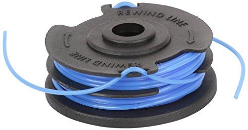 Greenworks Lot de 3 Bobines de fil pour coupe-bordure 40V (modèle 21107) 6m x 1,60mm - 29187