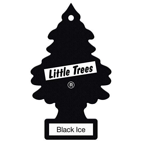 Odorizante Little Trees Black Ice