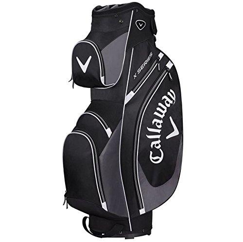 Callaway X Series Herren Golf Club Staubbeutel Einheitsgröße schwarz/grau/weiß