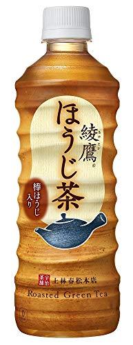 コカコーラ 綾鷹 ほうじ茶 PET 525ml×24本