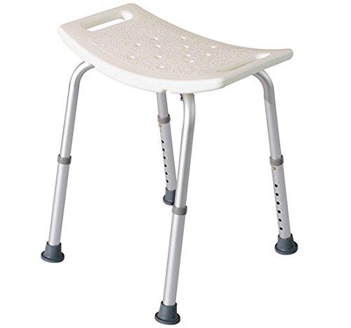 Sedile per bagno doccia senza schienale