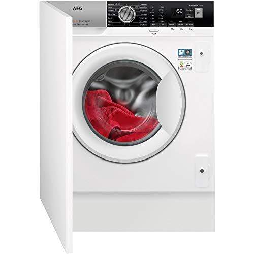 AEG L7FE7261BI 7000 Series 7kg 1200rpm Integrated Washing Machine - White