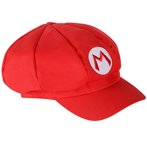 TRIXES Cappellini Mario Rosso Tema Video Gioco