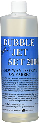 Bubble Jet Set 2000-16 Ounces