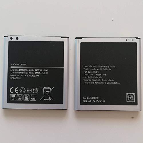 HOUSEPC Batería De Repuesto para Samsung Galaxy J5 2015 J500 - J3 2016 J320 Eb-bg530cbe 2600mah