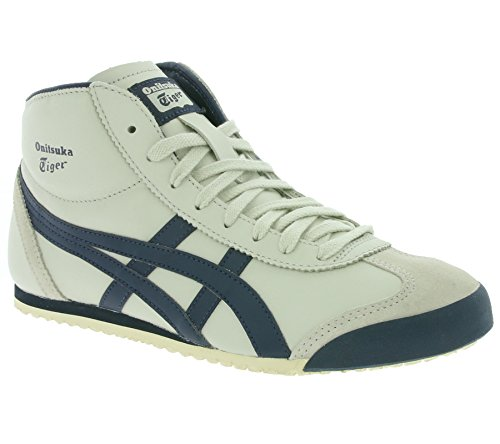 Onitsuka Tiger Mexico Mid Runner Schuhe Birch/Indian Ink