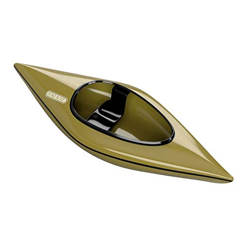 Aquacruisers Micro Poke Boat | Ultra-Lightweight 8-Foot Sit-in Kayak, 12lbs