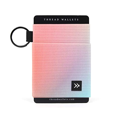 Product Image of the Thread Wallets - Slim Minimalist Wallet - Front Pocket Credit Card Holder (One...