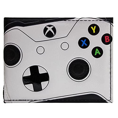 Xbox One Controller Gaming Portemonnaie Geldbörse Schwarz