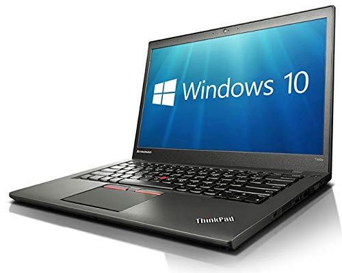Lenovo 14' ThinkPad T450s Ultrabook - HDF+ (1600x900) Core i5-5300U 8GB 256GB SSD WebCam WiFi Bluetooth USB 3.0 Windows 10 Professional 64-bit PC Laptop (Renewed)