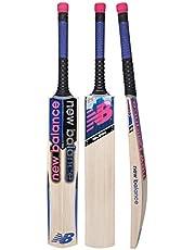 New Balance 9BURNLB Burn - Bate de críquet con mango corto