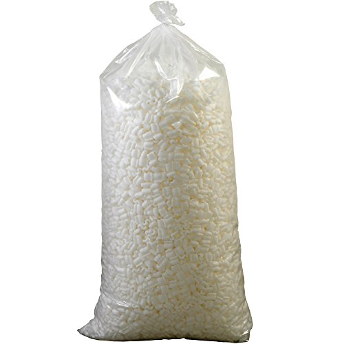 Aviditi - 7NUTSB Environmentally Friendly Loose-Fill, 7 Cubic Feet, White, (Pack of 1)