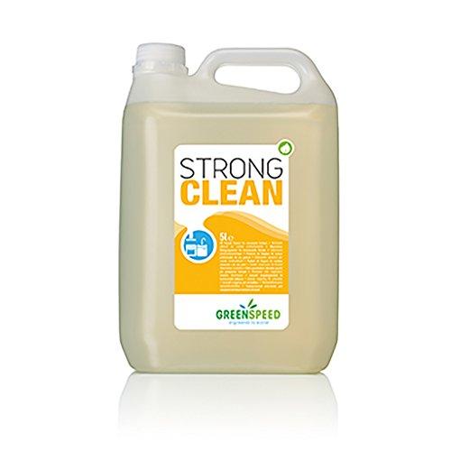 Maya 4002871 – Strong Clean keukenreiniger voor algemeen gebruik, zonder parfum en kleurstoffen, 5 l