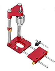 Woodworking Drill Locator, Portable drilling locator, Adjustable Drilling Guide For DIY Furniture Connecting Position Hand Tools