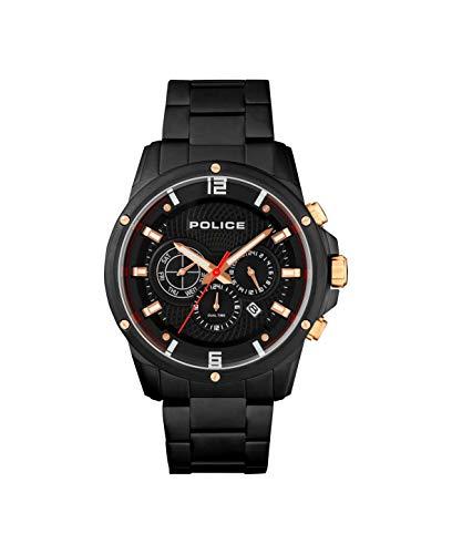 Police Reloj de Pulsera 15525JSB/02M