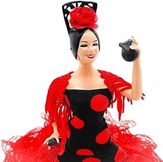 Amazon.es: Flamenco - Muñecas y accesorios: Juguetes y juegos