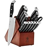 HENCKELS J.A International Statement 15-pc Knife Block Set - Brown