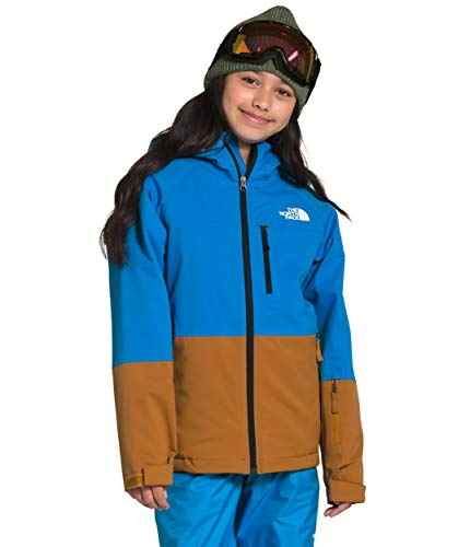 The North Face Youth Chakado Insulated Jacket, Clear Lake Blue, XL