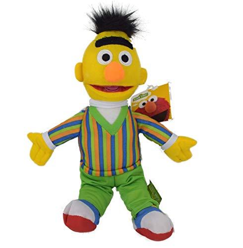 Marabella Bert aus der Sesamstraße Kuscheltier Stofftier Teddy Plüschfigur Puppe 33cm