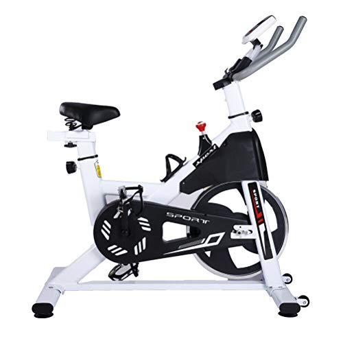 Spier Speedbike RapidPace Ergometro Bicycle Exercise Bike, Pulse Monitor, Indoor Exercise Bike 8 KG Flywheel Workout Bike Indoor Cycling Bike for Home Cardio Workout Bike Training