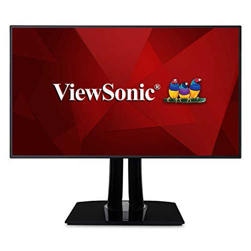 ViewSonic VP3268-4K PRO 32' 4K Monitor with 99.67% sRGB Rec 709 HDR10 14-bit 3D LUT Color...