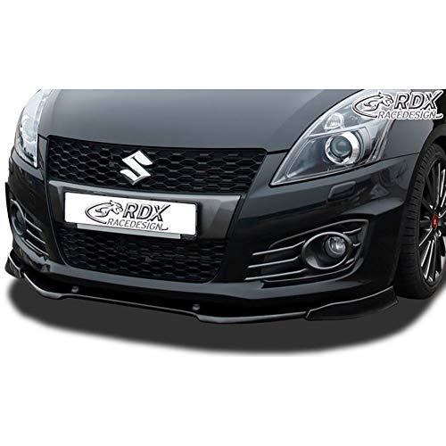 RDX Frontspoiler VARIO-X Swift Sport 2012+ Frontlippe Front Ansatz Vorne Spoilerlippe