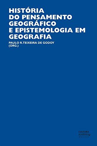 História do pensamento geográfico e epistemologia em Geografia