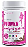 Mypro Sport Nutrition High Protein Women Weight Gainer With Power Full AGUAJE FRUIT Extract Dietary Supplement With ( 24 Vital Nutrients,3 Best Qaulity Protien ) Chocolate Flavor For Women-500 Gm