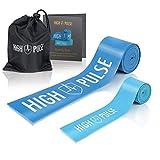 High Pulse®Floss Band | Incl. Bolsa de transporte y accesorios – 2 bandas de compres...