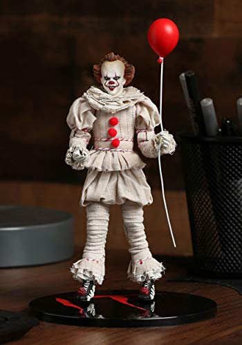 Figura Pennywise 17 cm. It (Eso) 2017. Stephen King. One:12. Mezco Toyz