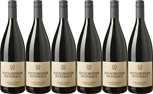 Mayschoß-Altenahr Schoppen-Rotwein Halbtrocken (6 x 1.0 l)