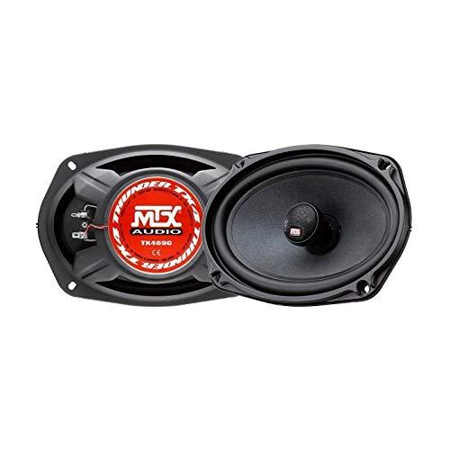 MTX Haut-parleurs coaxiaux 2 Voies TX469C - 6x9' - 100W